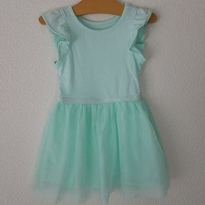 Cat & Jack Mint Dress